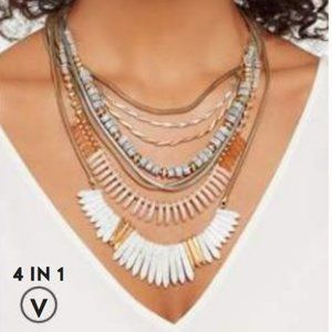 Stella & Dot Ezra necklace